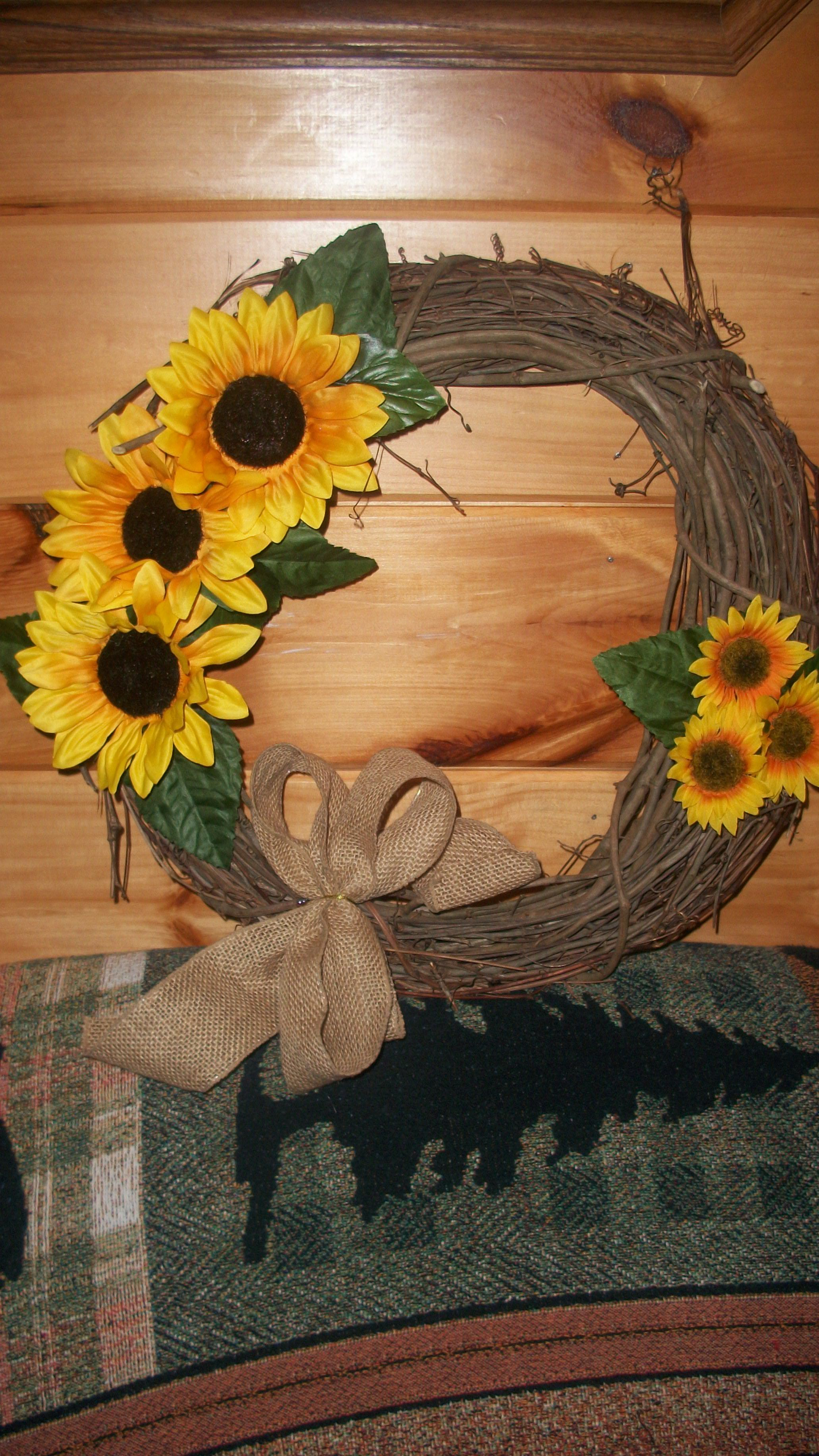 wreaths made to order in TerriandSteves Garage Sale in Ballston Spa , NY for $45.00.  hand made rag wreaths, ribbom wreaths and grapevine wreaths,   call for samples and pricing