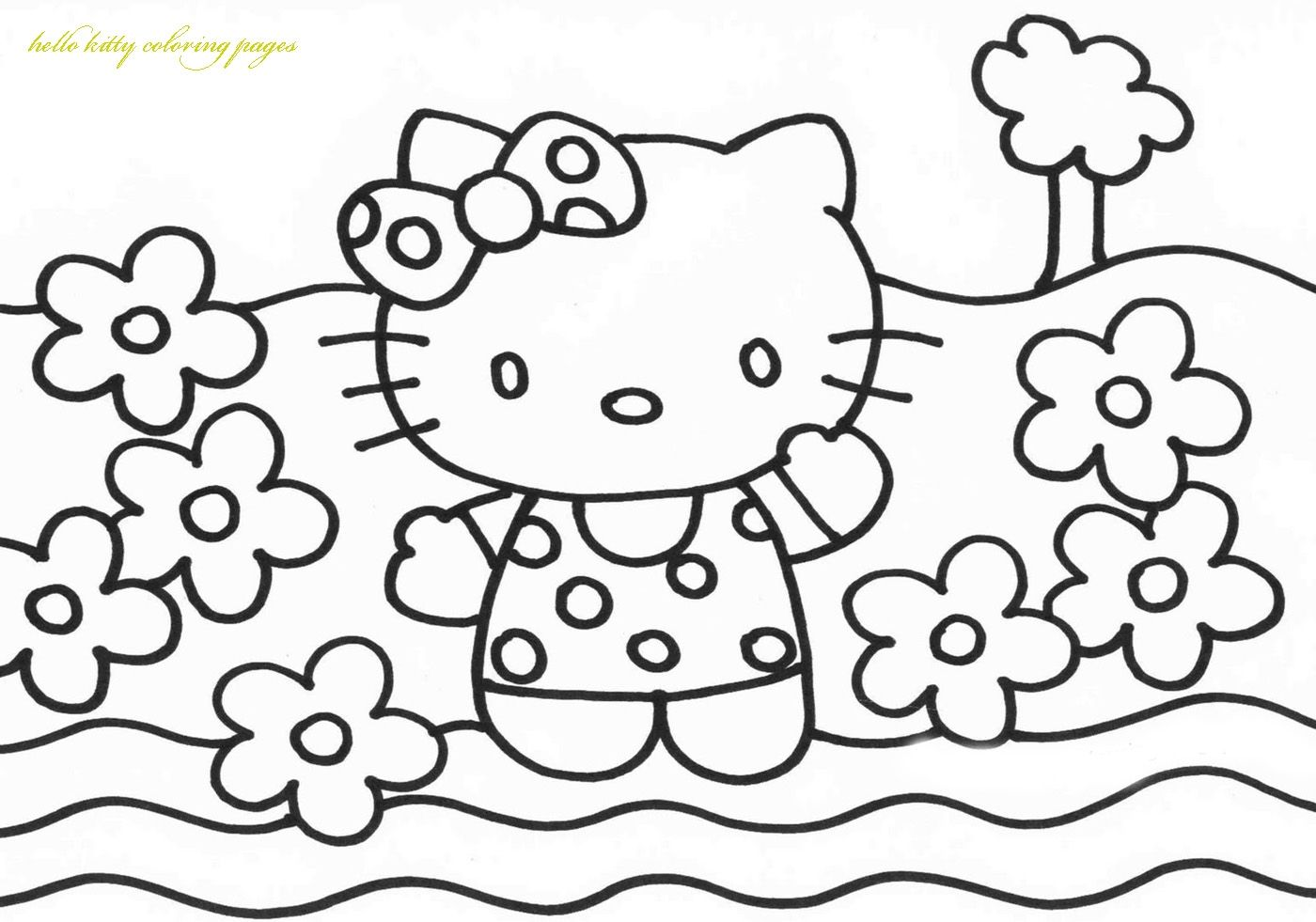 Hello Kitty Princess Printable Coloring Pages | Coloring Pages ...
