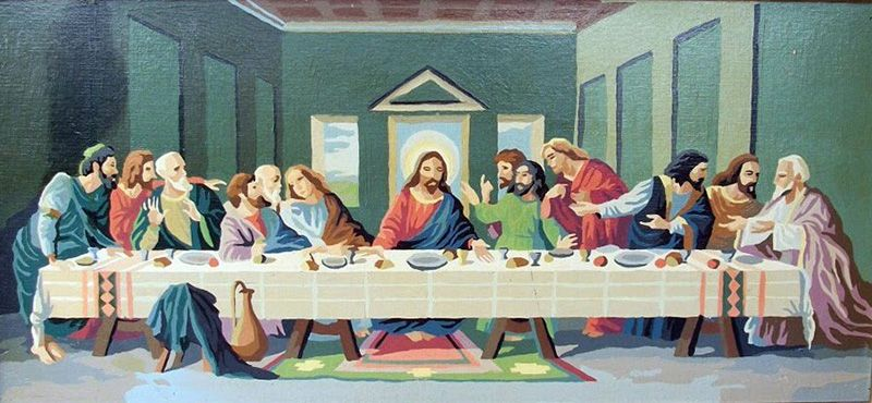 45 New More Last Suppers For 2013 That S Now A Total Of 105