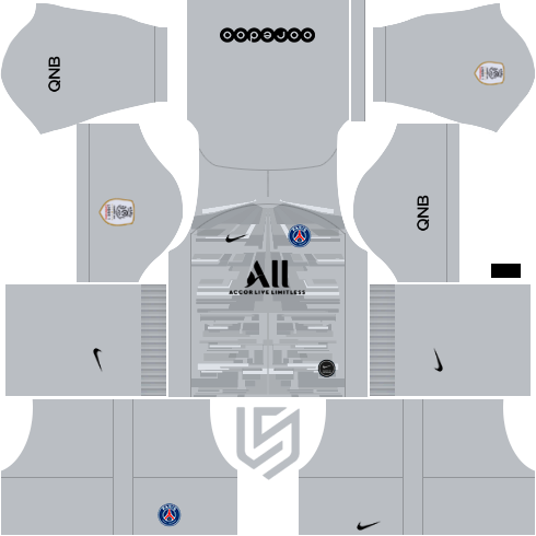 psg kit 19 2020 dream league soccer