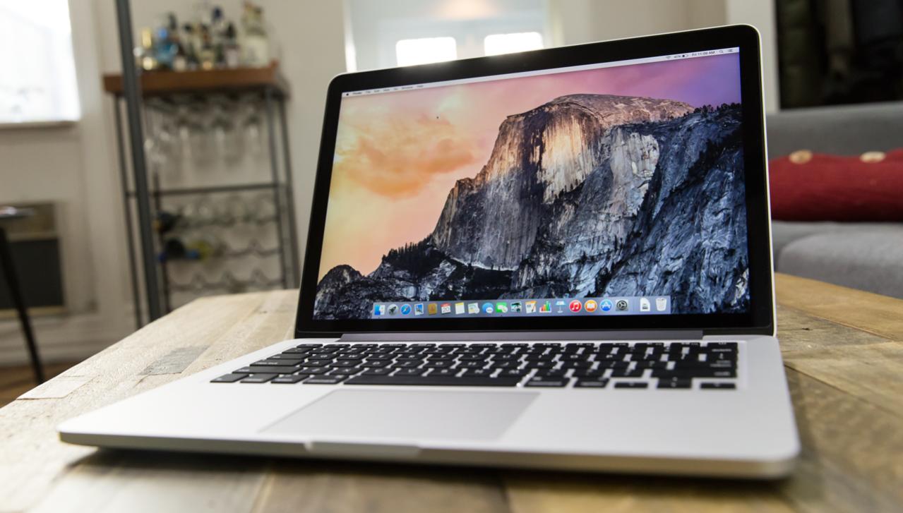 2015 13 Inch Macbook Pro With Retina Display Review Techcrunch Macbook Pro Macbook Pro Review Macbook Pro Retina