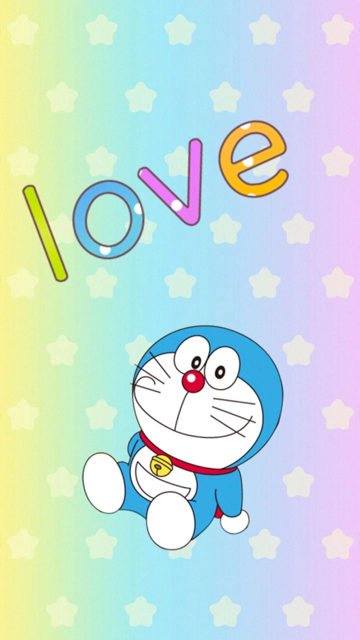 Wallpaper Doraemon Pink Hd