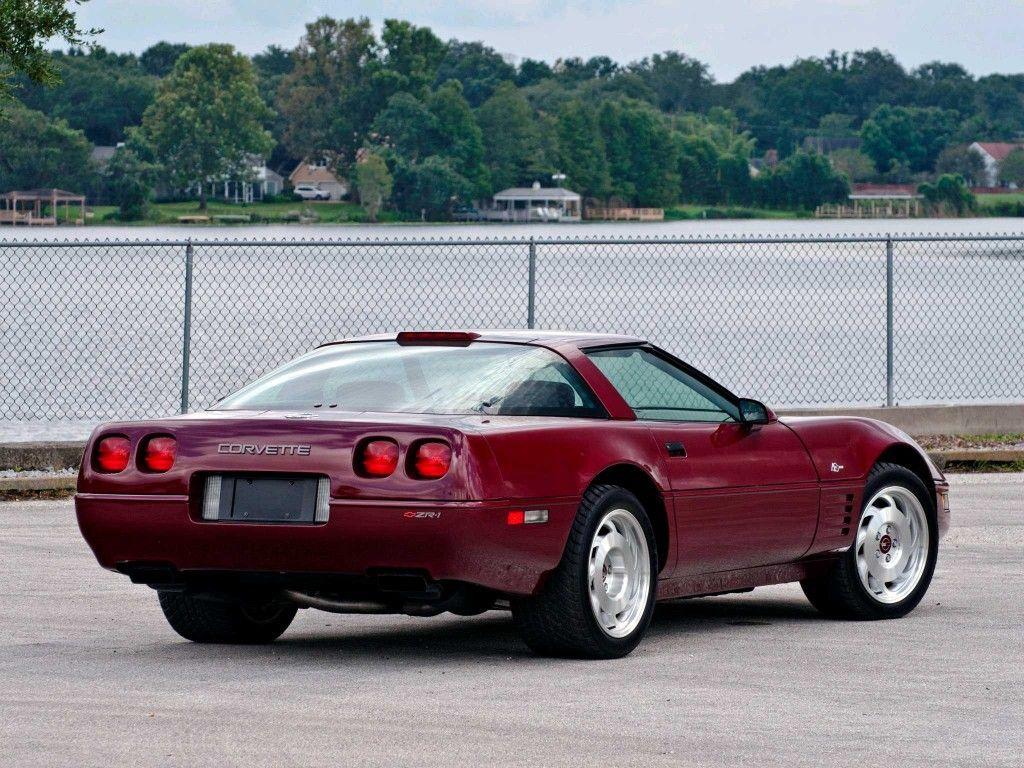 Pin By Willie W On C4 Corvettes Corvette Chevrolet Corvette Camaro Price