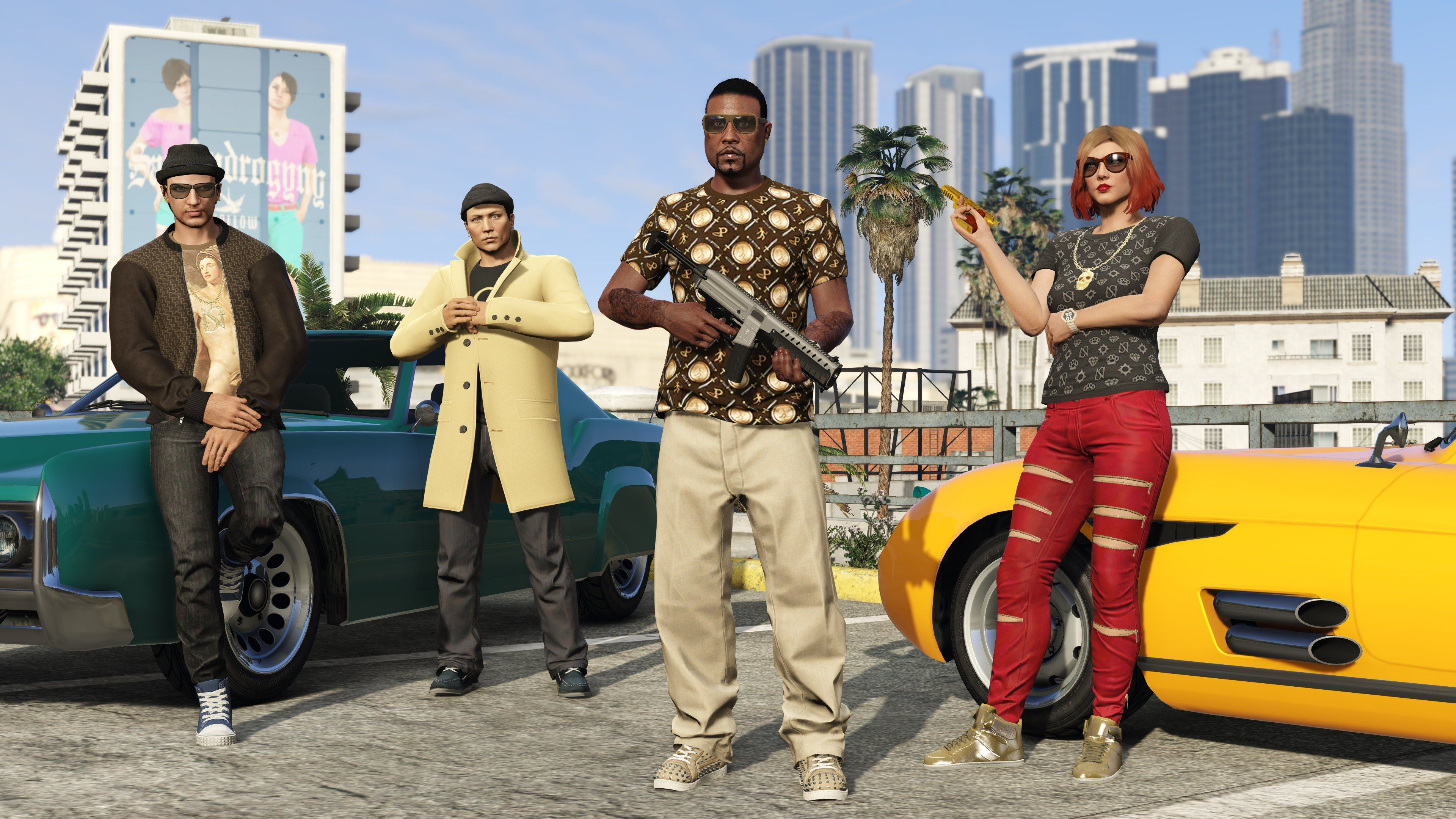 GTA V Second Best Selling Game In 2016 So Far (With images