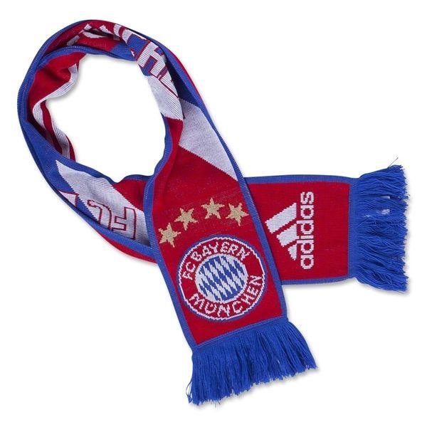 Bayern Munich Scarf. I Am Interested In It.