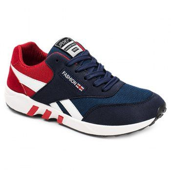 Breathable Color Block Men's Athletic Shoes clearance prices hot sale cheap online cheap sale wide range of cheap official site discount looking for hipKvy