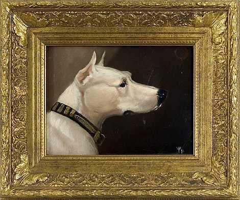 Bull Terrier Trintham Monark By J Wheeler 1896 Modern Dog Toys Big Dog Collars Unique Dog Breeds