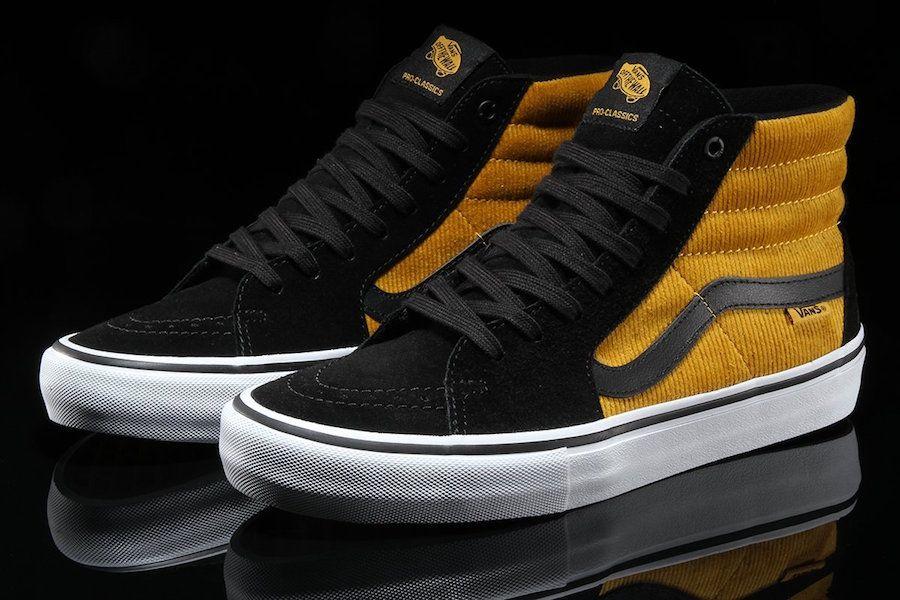 Vans Sk8 Hi Chunky Glitter Skate Shoes | Zapatos de