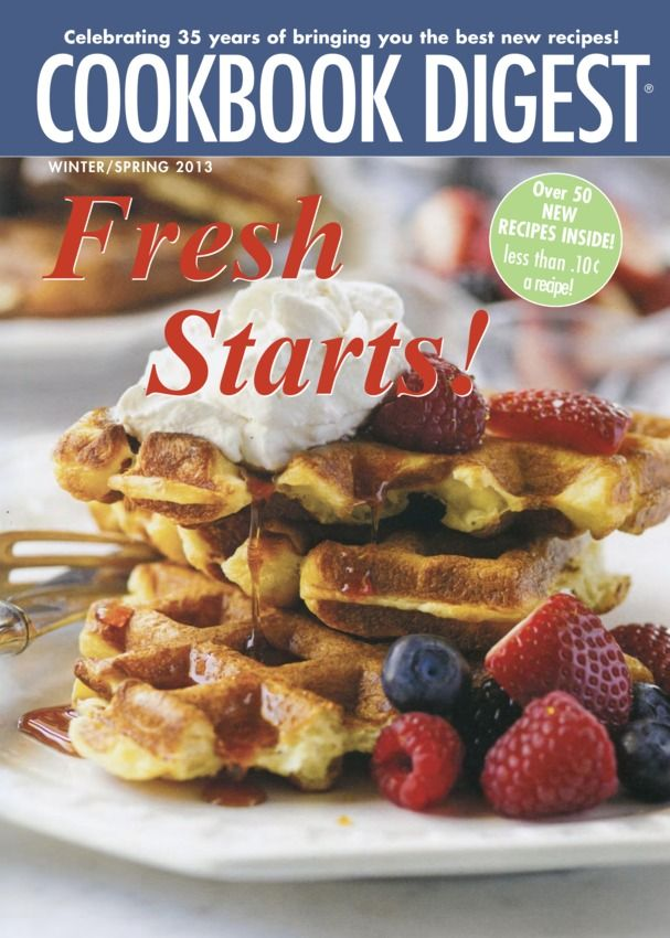 Cookbook Digest  Magazine - Buy, Subscribe, Download and Read Cookbook Digest on your iPad, iPhone, iPod Touch, Android and on the web only through Magzter