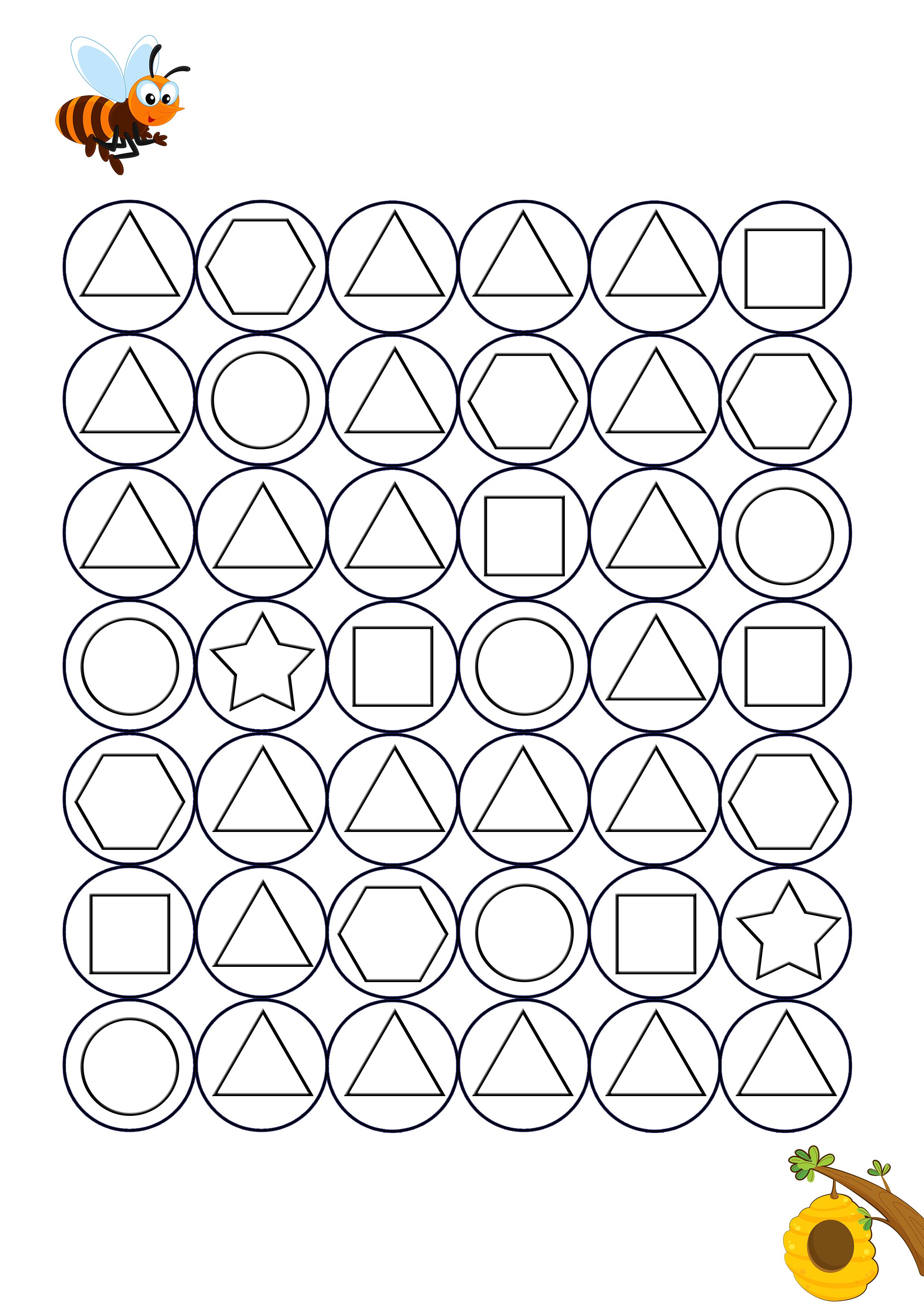 2016-06) Følg trekanterne | logika | Pinterest | Laberintos ...