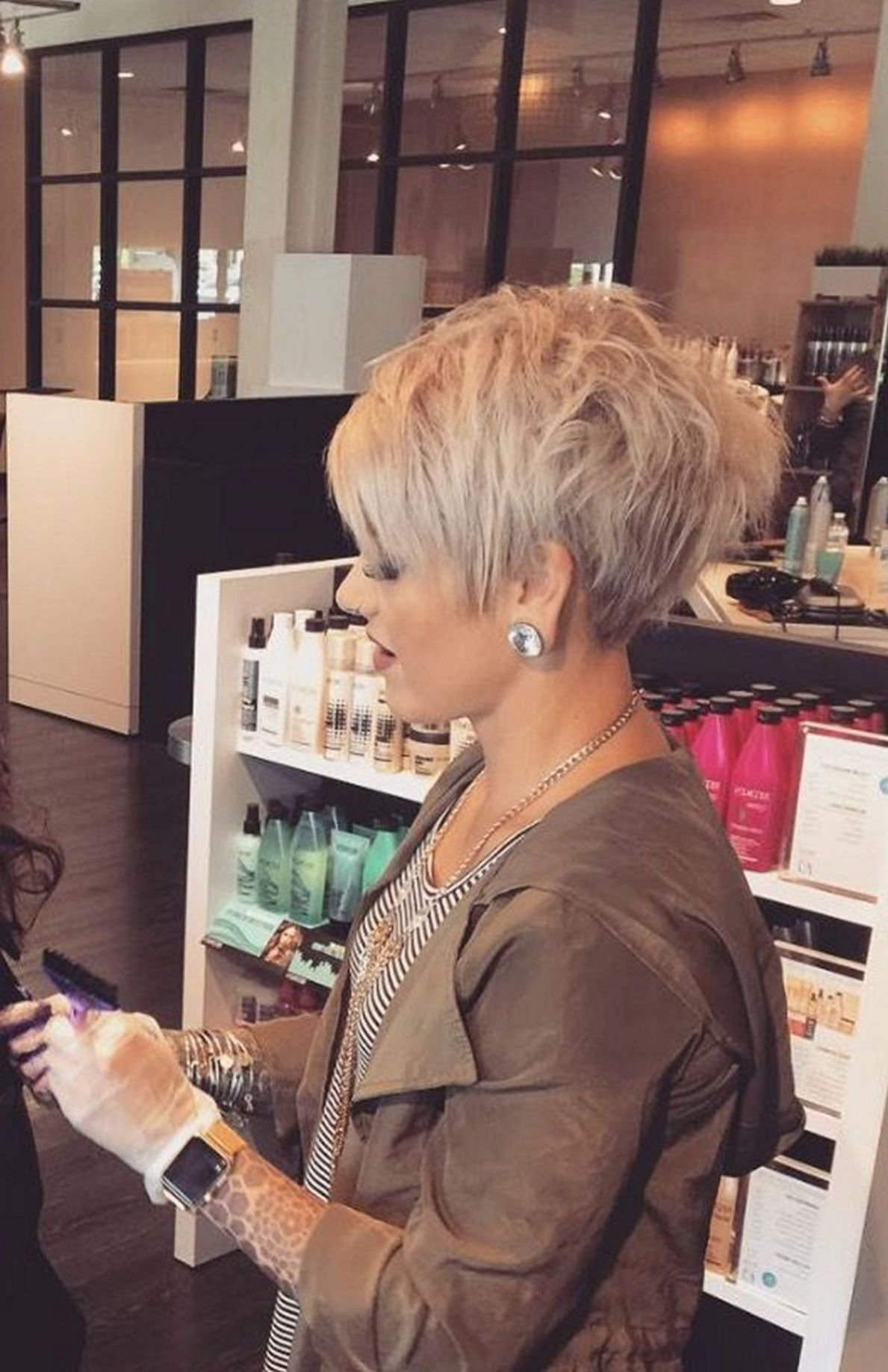 70 Cute All Time Short Pixie Haircuts For Women | Haircut for ...