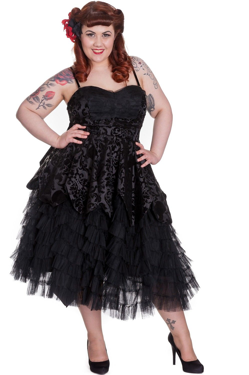 Lavintage Dress Victorian gothic wedding, Prom party