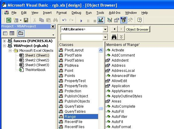 This Excel VBA lesson explains the concept of objects in Excel VBA