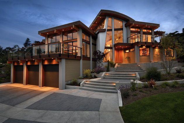 High End Armada House in Victoria, British Columbia Inthralld
