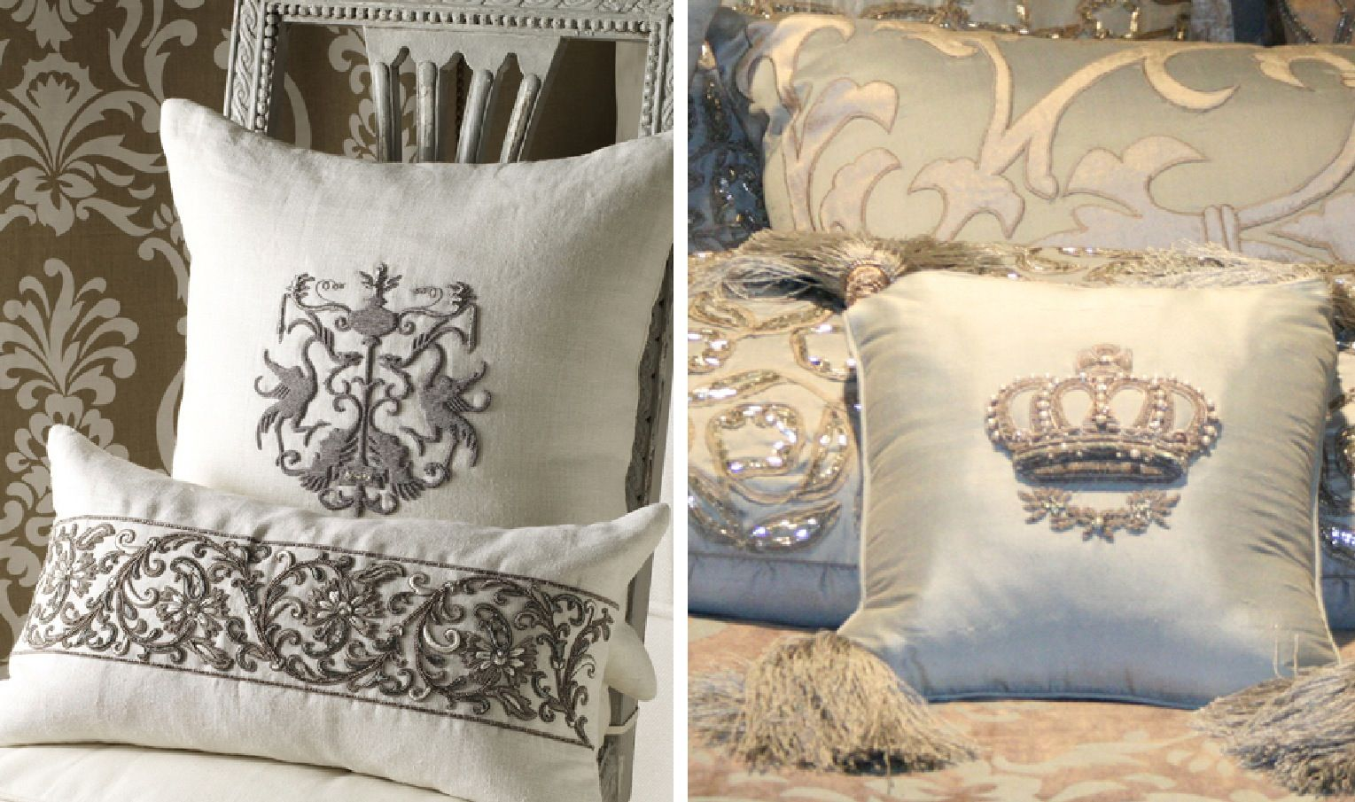 """I'm not a huge """"trend"""" advocate [William/Royal trend], but I have to say, I love these! Tastefully and luxuriously done so they are actually timeless!"""