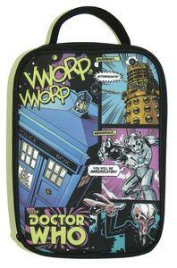 Doctor Who - Comic Print Cooler Bag | Misc Merchandise | ABC Shop