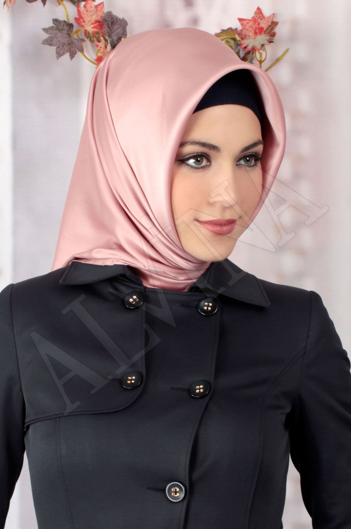 Alvina Online Shopping Hijab Clothing Scarf, Coat, Cap
