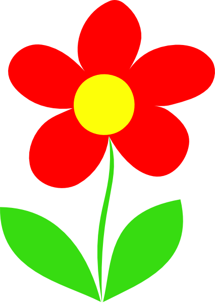 flower with stem clipart red things for my wall pinterest free rh pinterest co uk