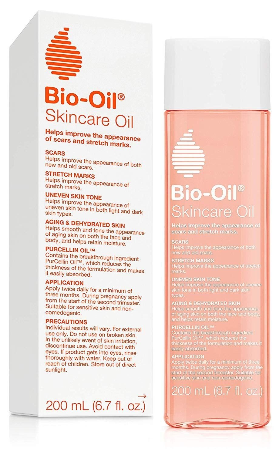 Stretch Mark Removal With Images Oil Skin Care Bio Oil 200ml