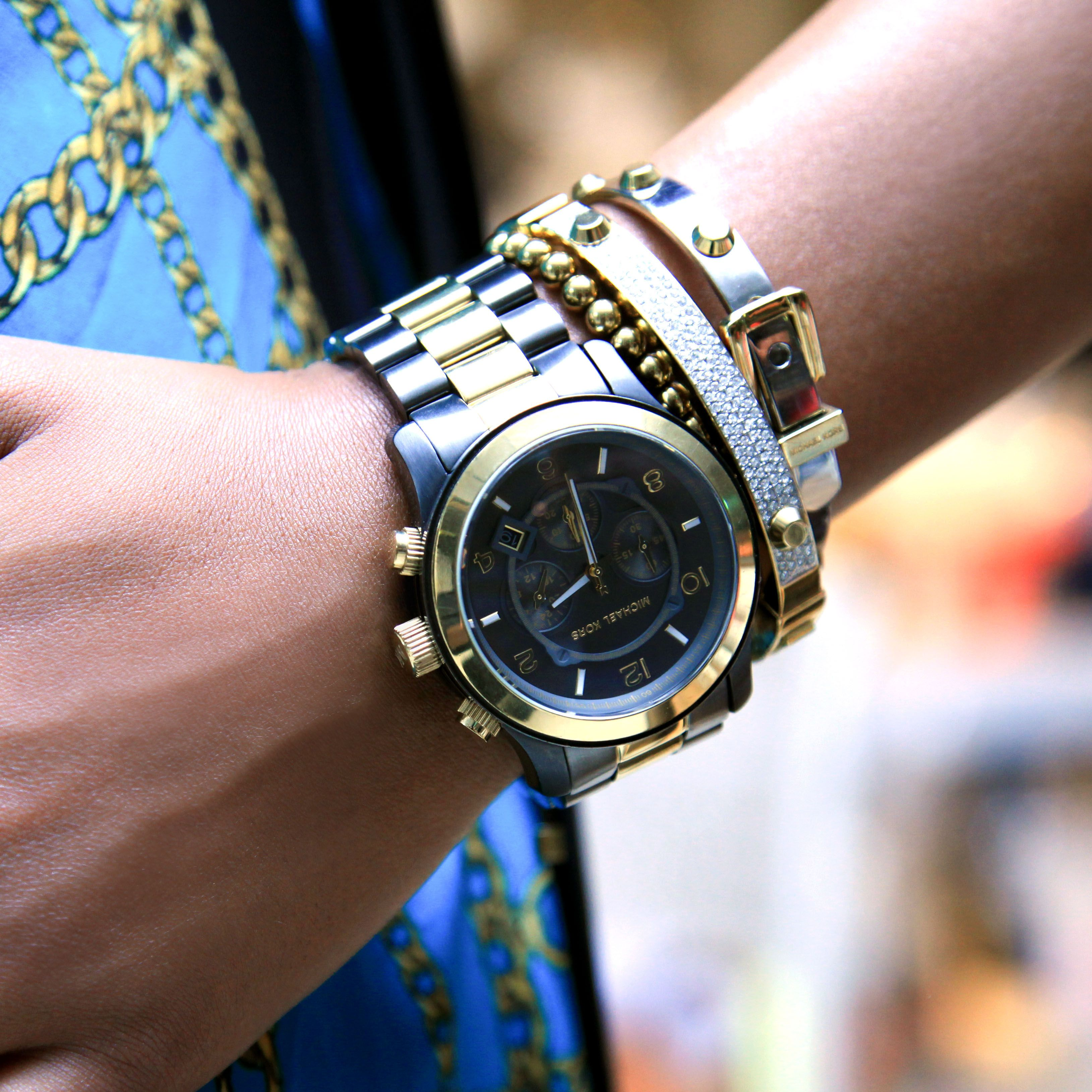 Michael Kors Party In Dubai Watches Pinterest Reloj