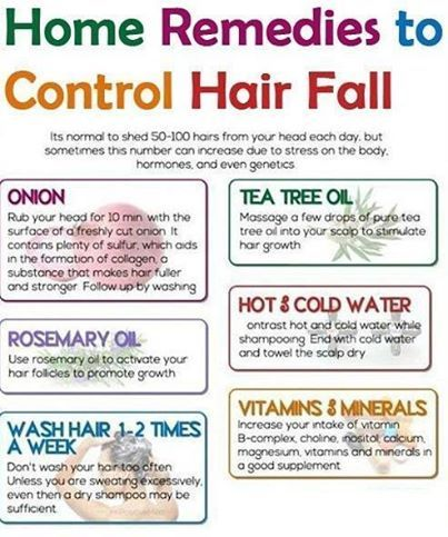Hair Home Fall For Control Remedies