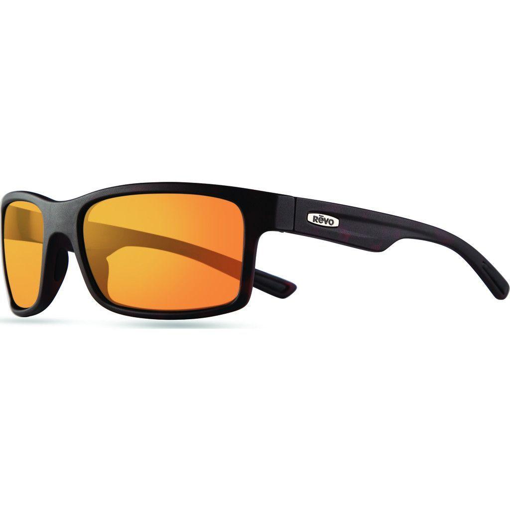 Rēvo Eyewear Crawler Matte Tortoise Sunglasses | Open Road