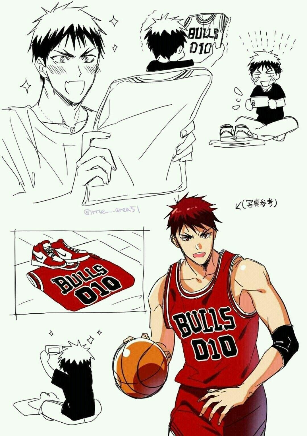 Pin by Genesis Shuler on Kuroko No Basket NBA Kuroko no