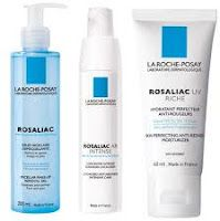 Frugal Mom And Wife Free Sample Of La Roche Posay Rosaliac Ar Intense First 10 000 La Roche Posay Skin Care Free Samples