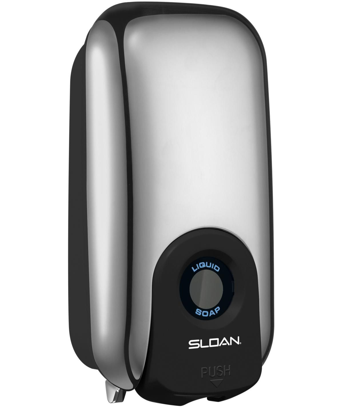 Automatic Soap Dispensers And Hand Dryers Sloan Foam Soap