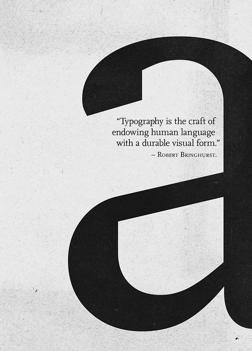 Robert Bringhurst, The Elements Of Typographic Style