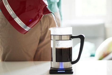 Wie macht man richtig guten Kaffee mit der French Press ...