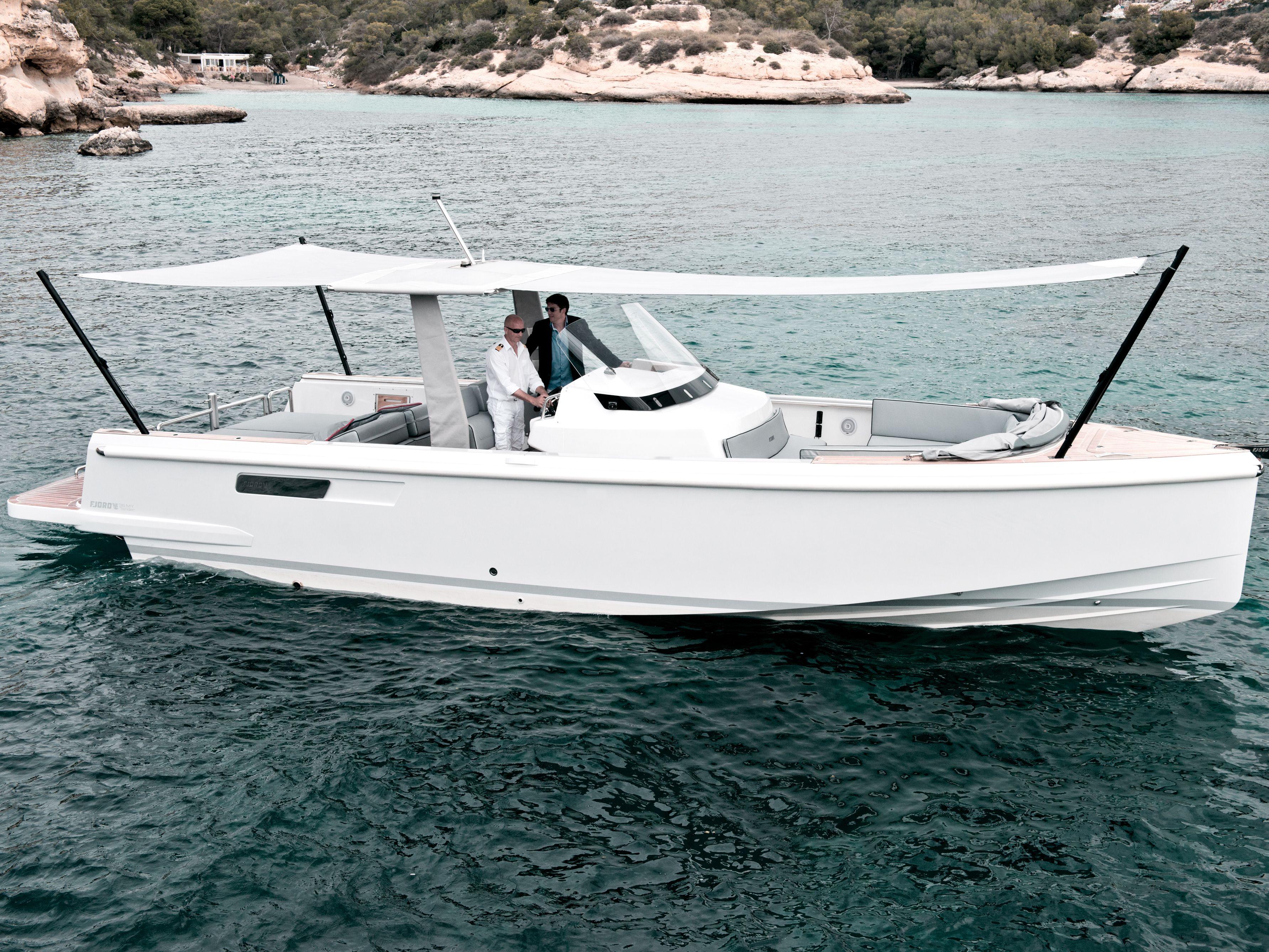 Risultati Immagini Fjord 36 Barefoot Boats Canvas