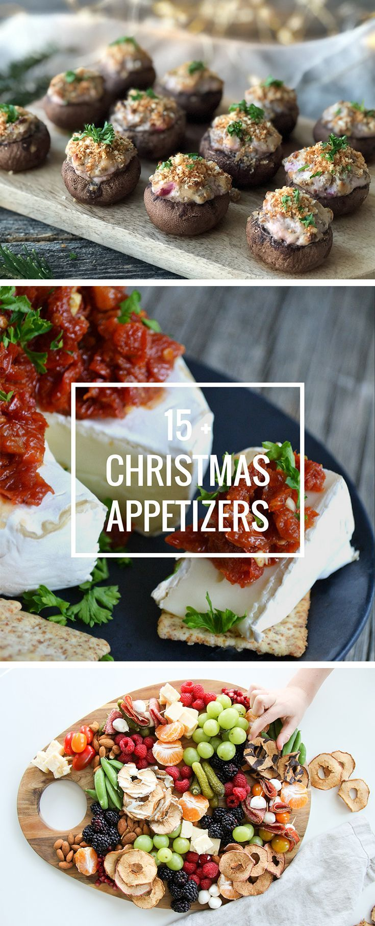 15 christmas appetizers