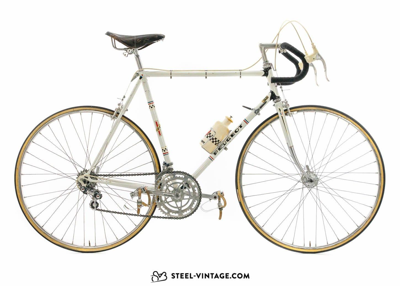 Retro Peugeot Bike Road Bike Vintage Classic Road Bike Peugeot Bike