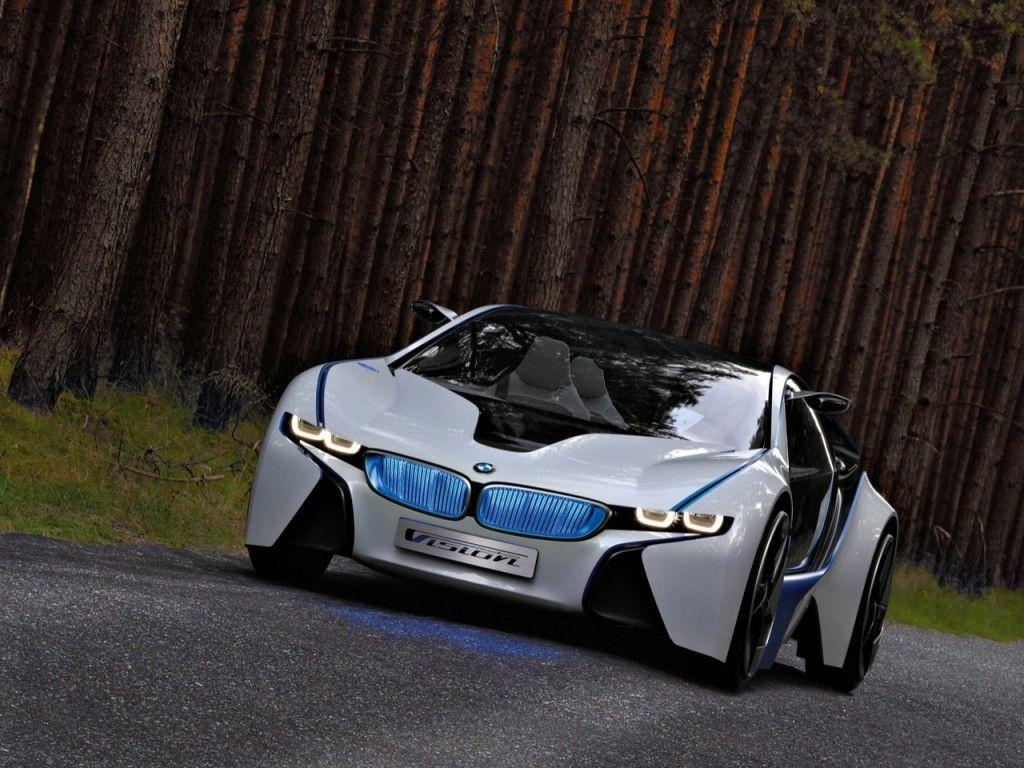 BMW Vision Efficient Dynamics Carros e motos, Carros e Motos