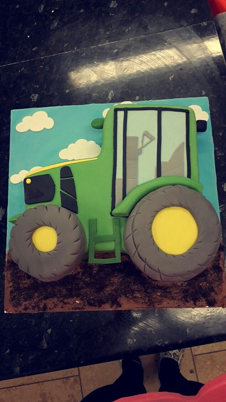 2d tractor