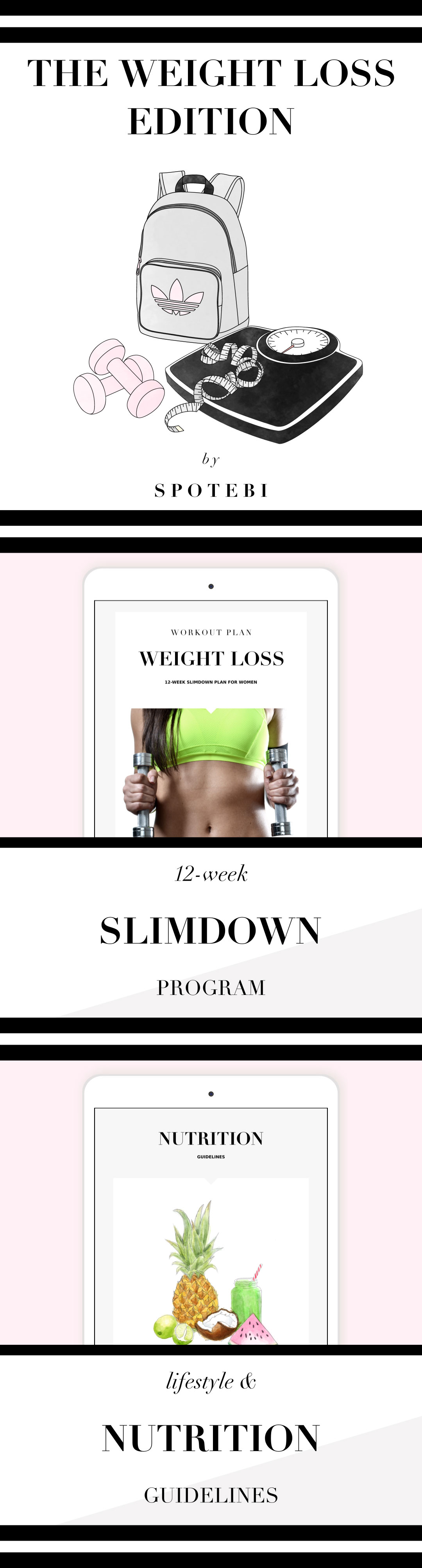 weight loss and muscle gain workout plan pdf