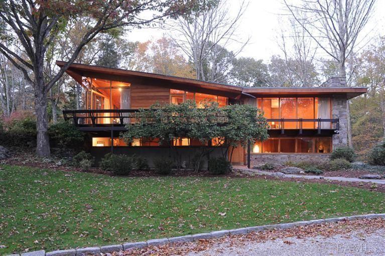 I could be happy here mid century modern monday westchester county ny