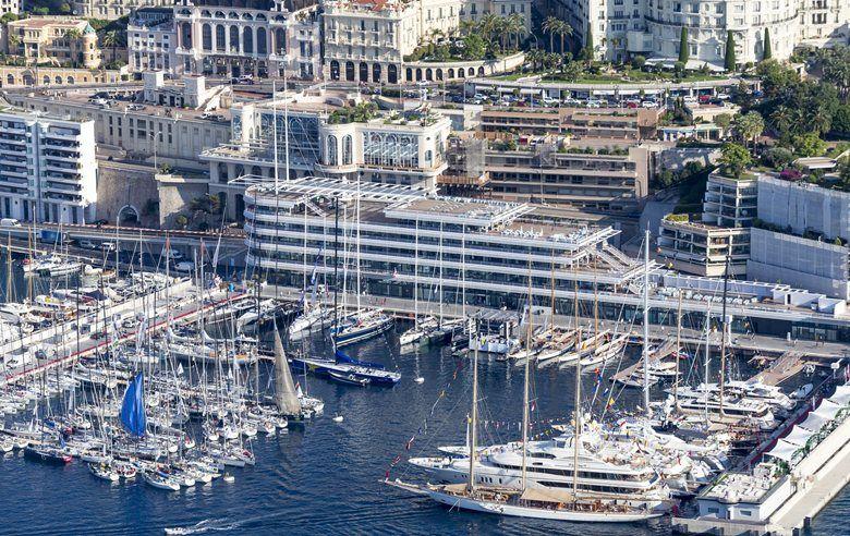 Yacht Club De Monaco Picture Gallery Yacht Yachting Club