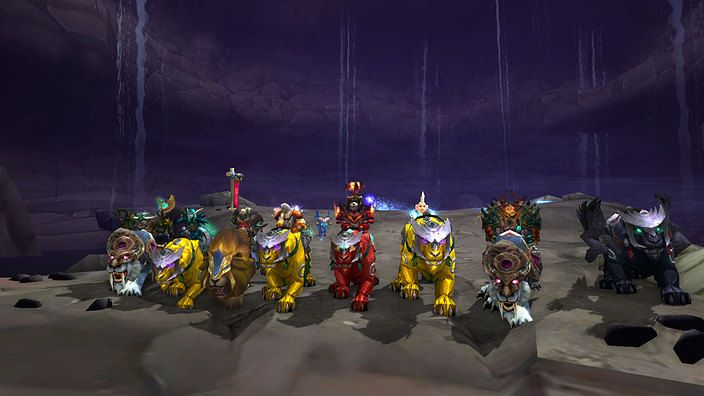 Mists of Pandaria Picture of the Day
