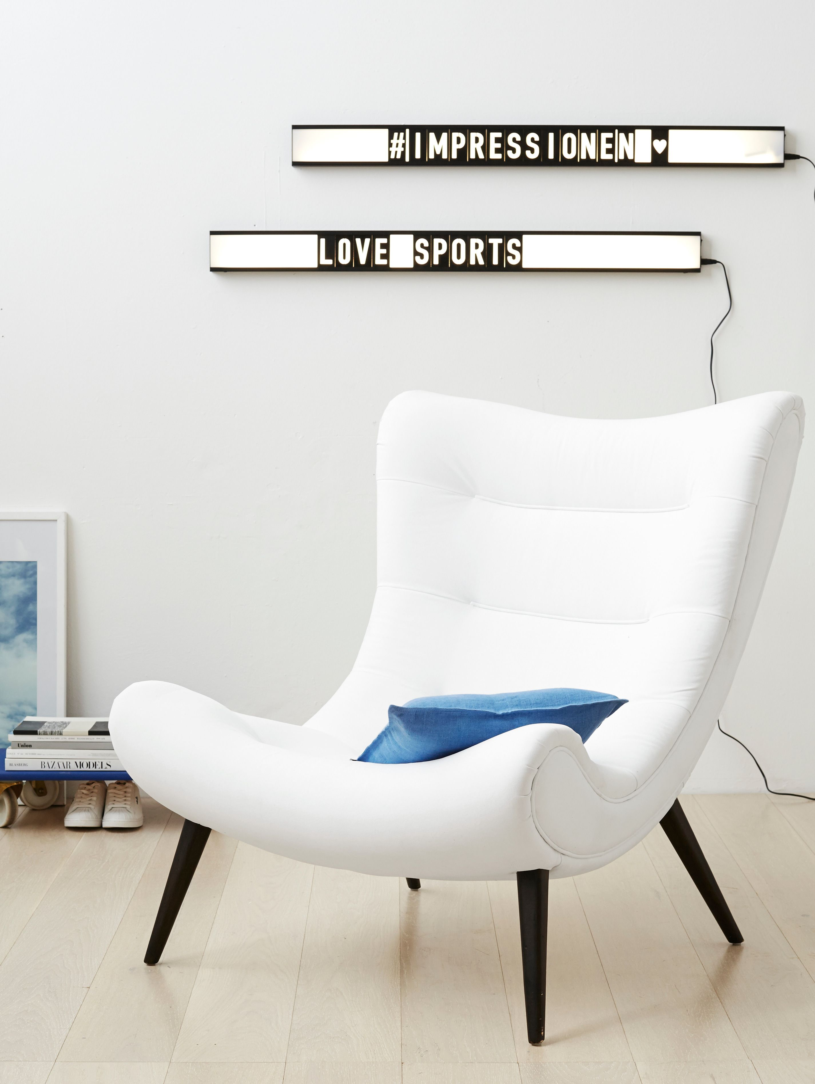 Impressionen Living Design Sessel Impressionen Sessel