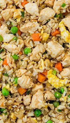 Chicken fried rice good eats pinterest fried rice rice and food chicken fried rice seem the same as mauritian fried rice forumfinder Gallery