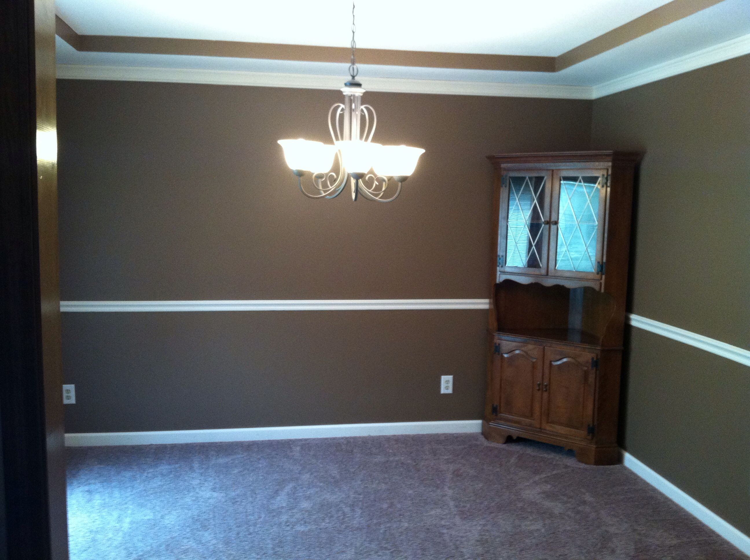 My Dining Room Paint Color Is Sherwin Williams Down Home