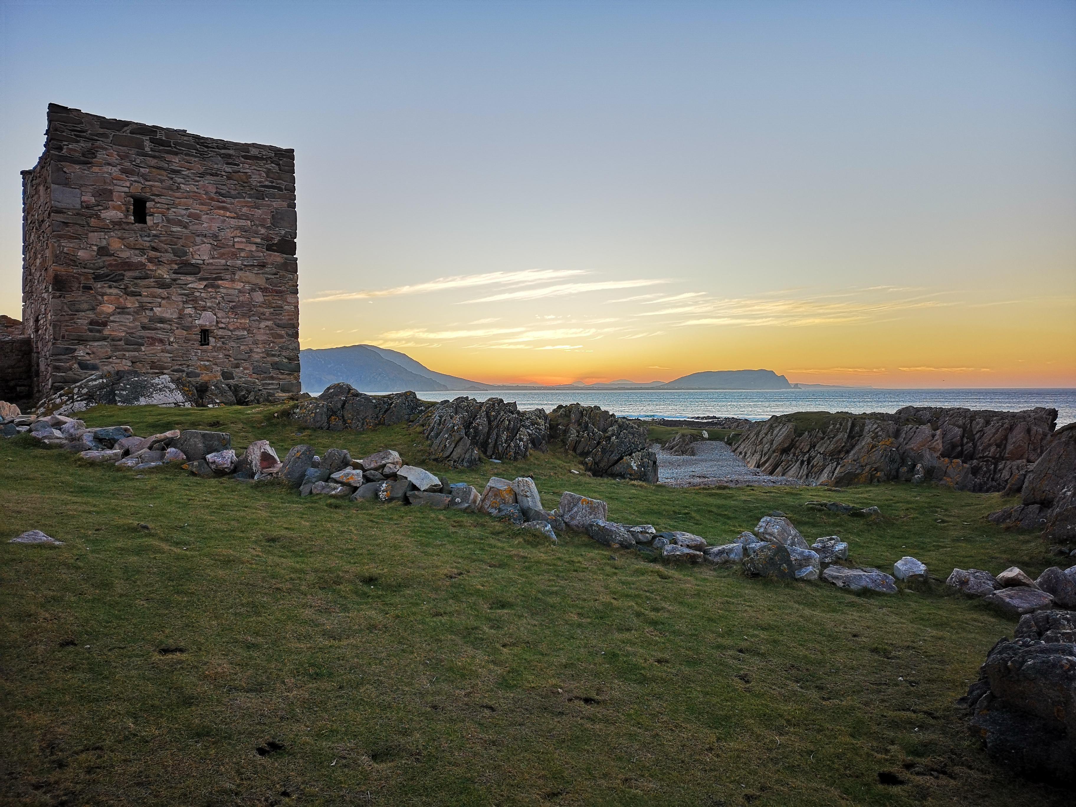 Carrickabraghy castle inishowen donegal donegal castle