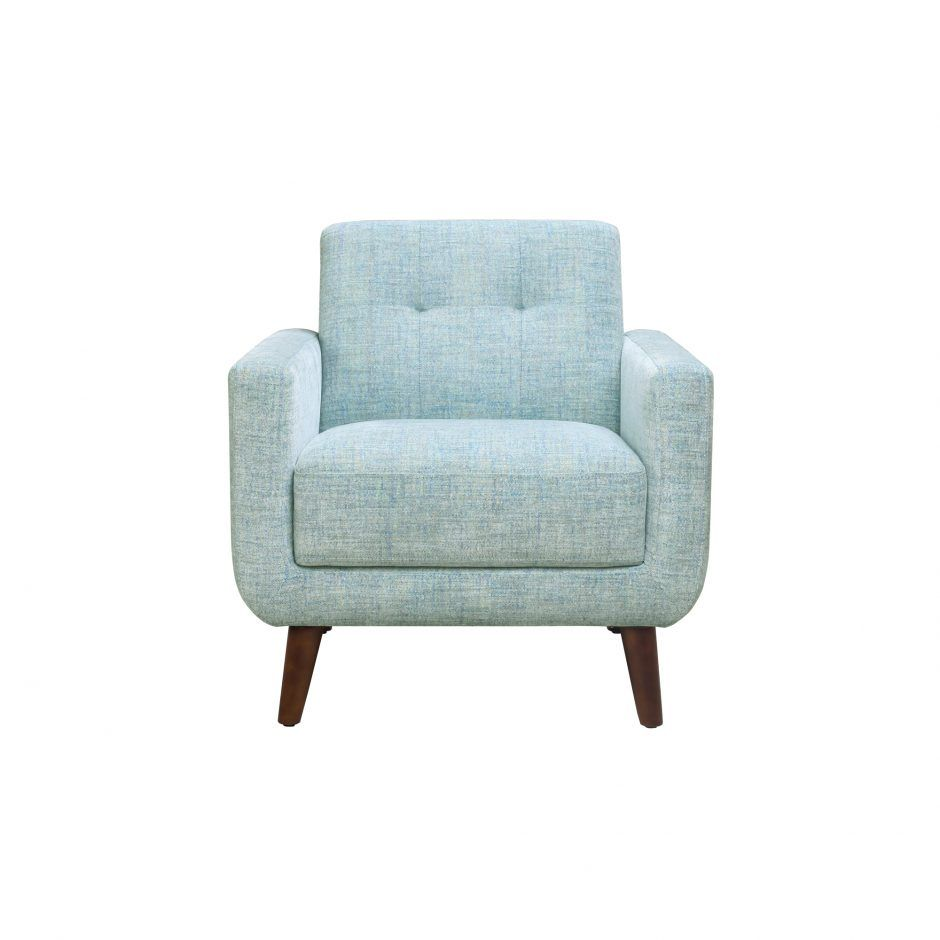 Ross Accent Chair City Blue Chairs Moe S Wholesale Accent