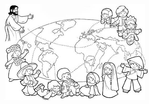 Blog Tia Alê, educação cristã, ministério infantil, aulas completas ...