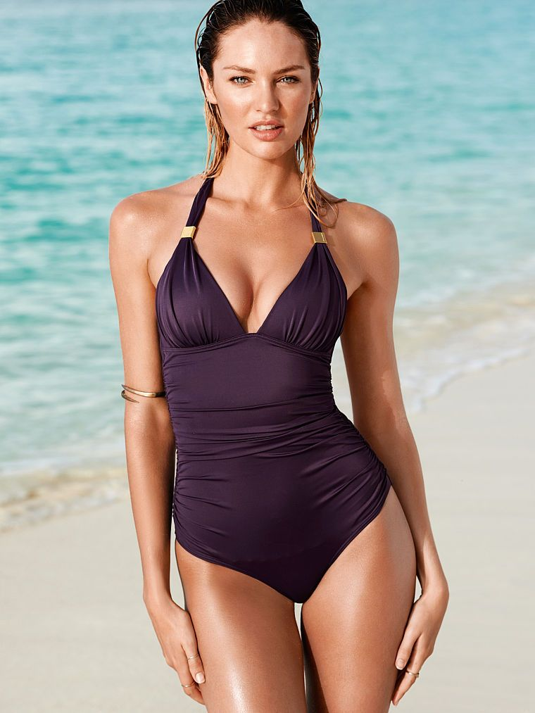 a8999fea87632 The Forever One-piece - Forever Sexy - Victoria's Secret | Purple ...