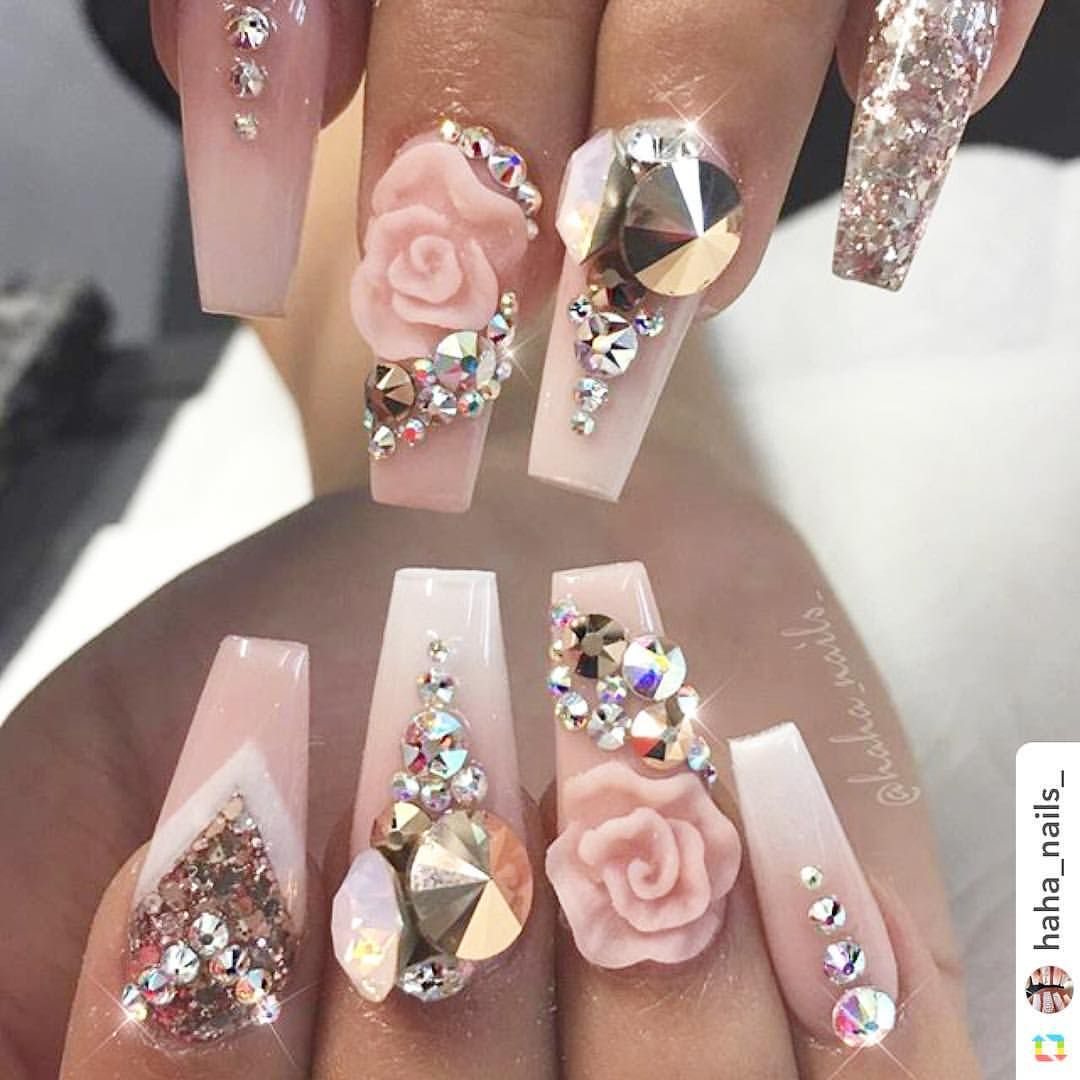 Pin by graciela sandoval on top nail design pinterest nails