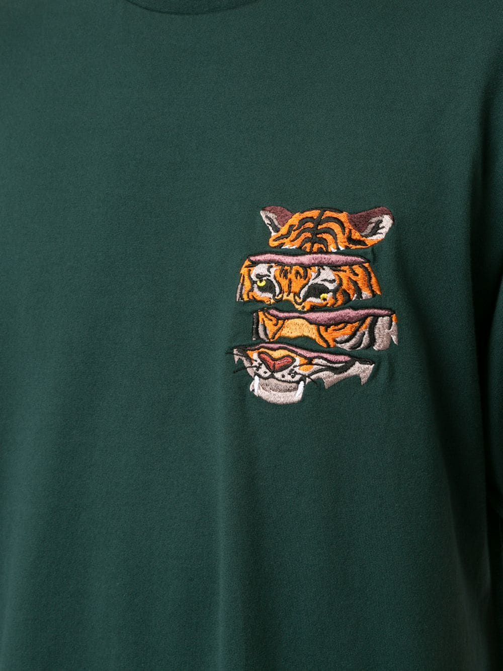 Johnundercover Tiger T Shirt In 2020 Polo Shirt Design Tiger T