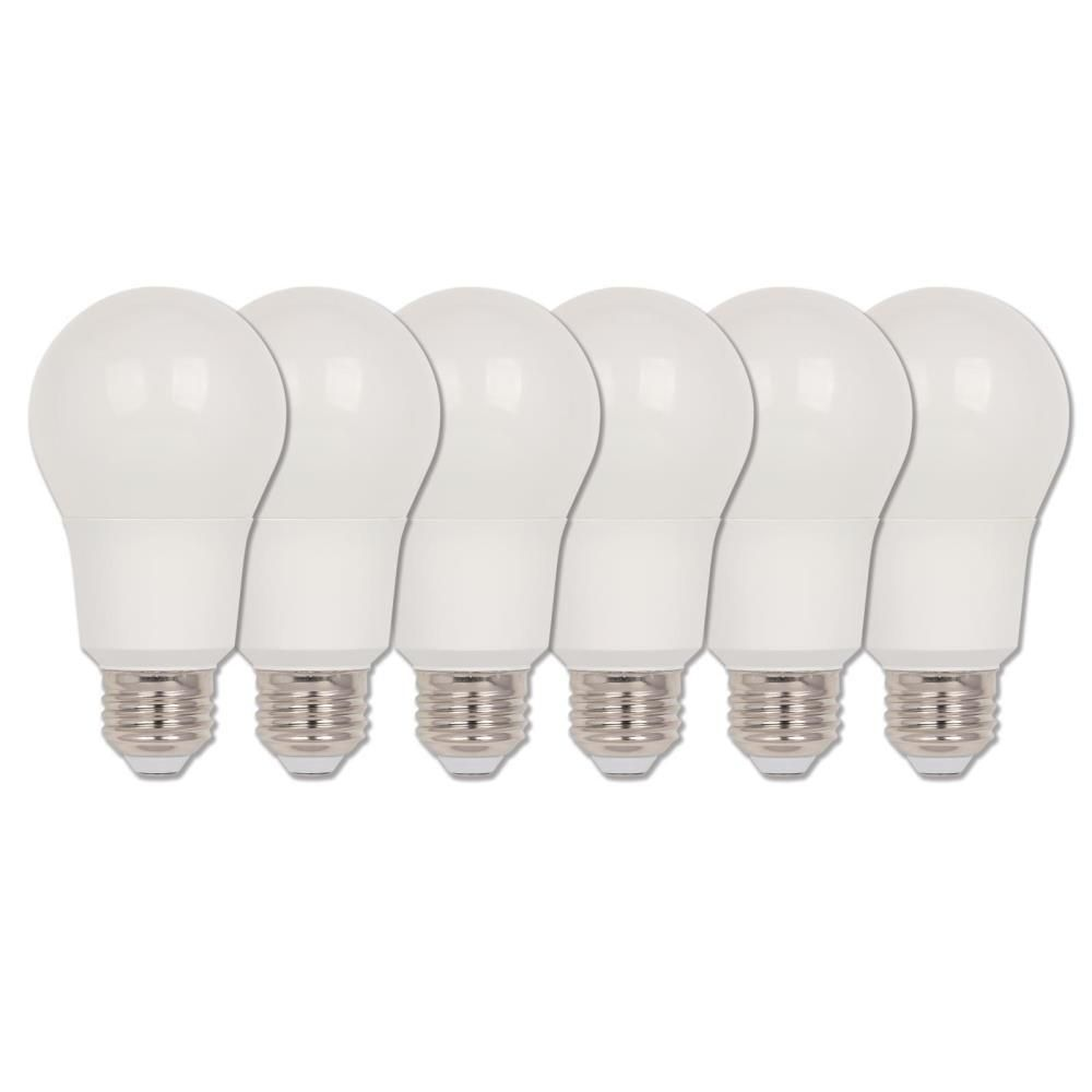 Westinghouse 60 Watt Equivalent Omni A19 Dimmable Energy Star Led Light Bulb Soft White 6 Pack Products In 2019 Dimmable Light Bulbs Outdoor Light Bulbs